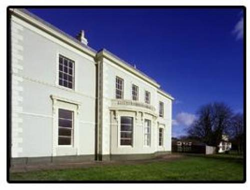 Dalriada House, TJI venue in Jordanstown (near Belfast)