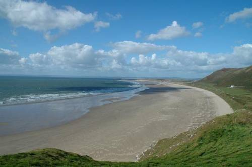 Rhossili Bay - Area of Outstanding Beauty!