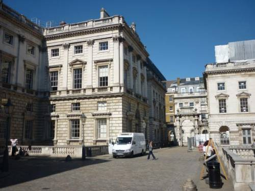 Somerset House / Strand Campus