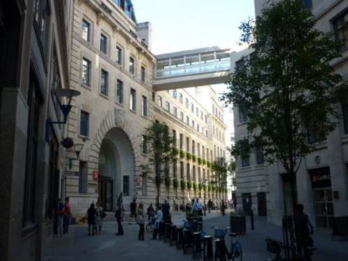 LSE - View from Aldwych