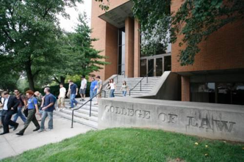 The University of Cincinnati College of Law, Established in 1833