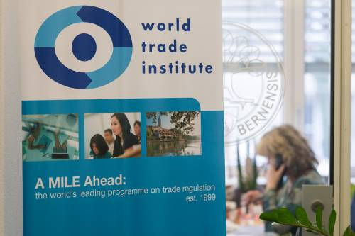 Photos of the World Trade Institute and MILE 16 students: copyright Alexander Jaquemet