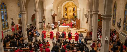 Annual Red Mass