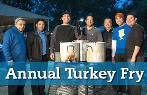 Annual St. Mary's Turkey Fry