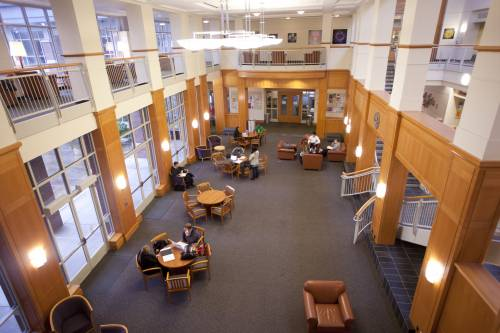 The Commons, University of Oregon School of Law