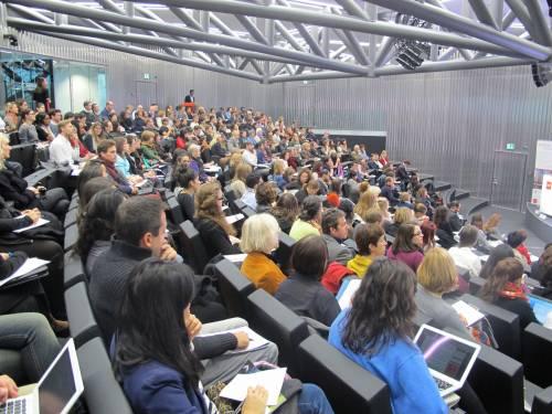 A Geneva Academy's event.