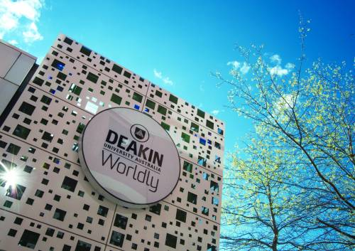 Deakin University - Burwood Campus