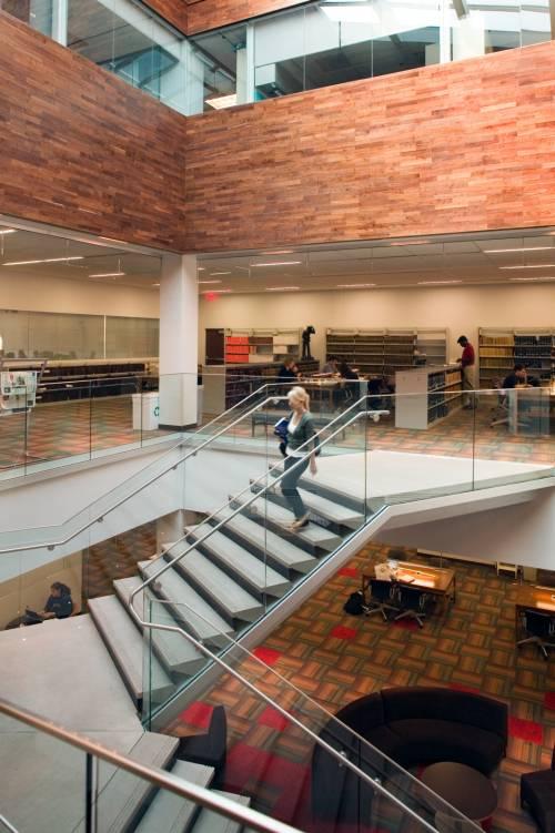 Cracchiola Law Library at University of Arizona Law