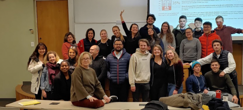 Legal Research and Writing Class