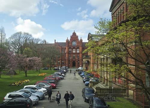 Peel park campus