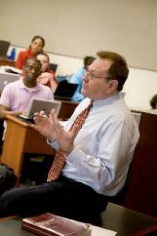 Professor Roger Schechter