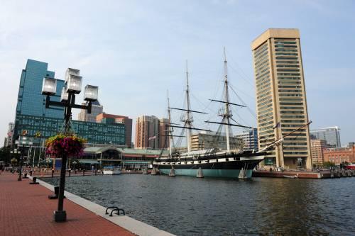 Downtown Inner Harbor