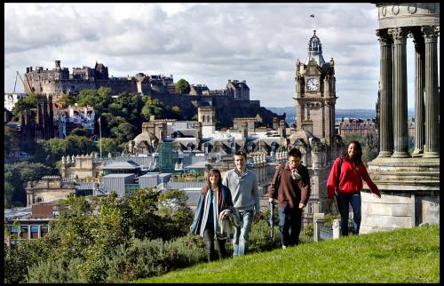 Edinburgh was named the 15th best student city in the world, 7th in Europe, and 2nd in the UK, in the QS Best Student Cities 2019.