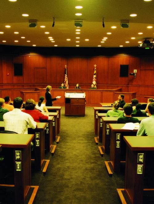 Ceremonial Courtroom