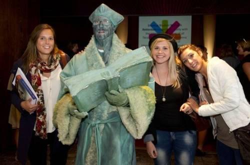 Meeting Erasmus himself