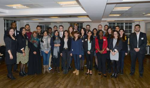 Postgrads Law Scholars 2015-16