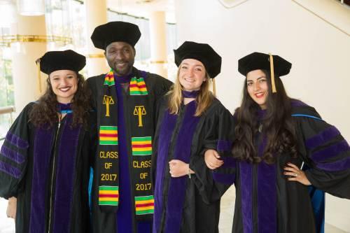 LLM Graduates