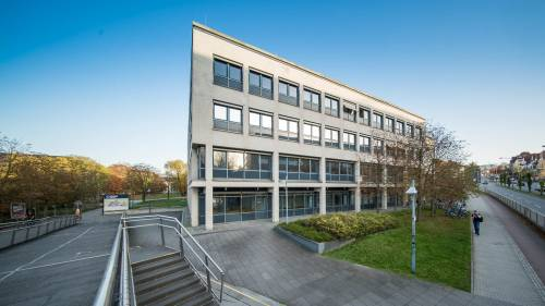 Faculty of Law (c) TU Dresden