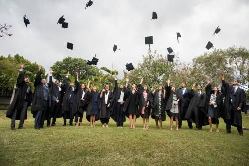 Graduation day Mauritius campus #SAILS_Mauritius