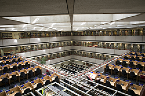 SOAS Library: one of only five National Research Libraries in the UK
