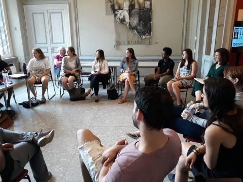 Summer Classes in American Law in Rome, Italy