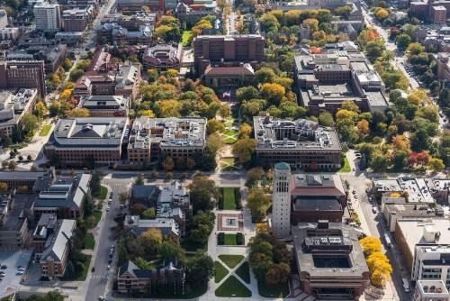 Ann Arbor Central Campus