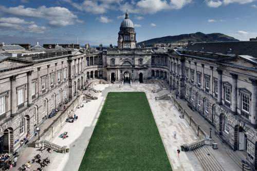 Old College, The University of Edinburgh