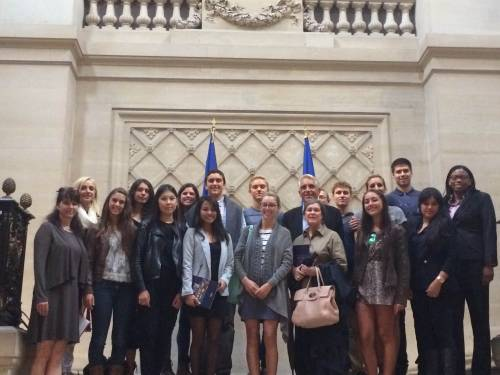 Pericles LLM students participating in partner summer course programs organized by Delaware Law School.
