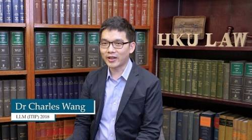 LLM in Technology and Intellectual Property Law -Student Sharing