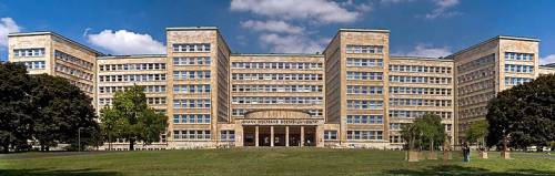 Main Building of Goethe University