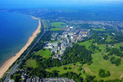 Swansea University's Singleton Park Campus