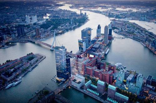 Rotterdam: a unique and vibrant city