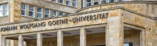 Main Buidling of Goethe-University
