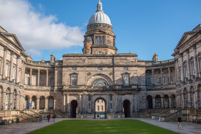 The University of Edinburgh.