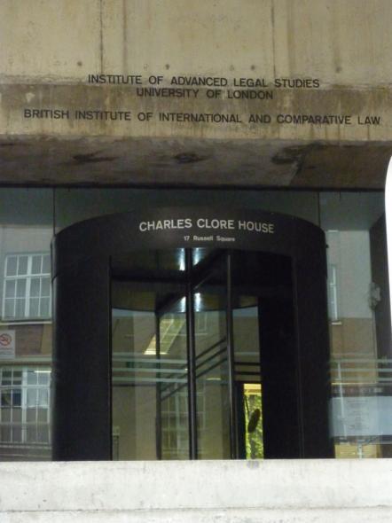 Bucksmore   London Advanced Studies Program