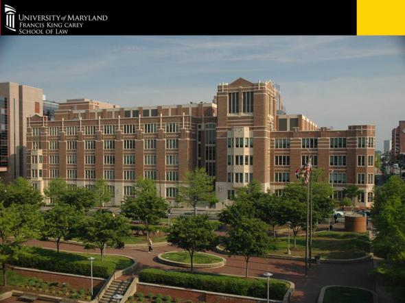 University Of Maryland Francis King Carey School Of Law Llm Guide
